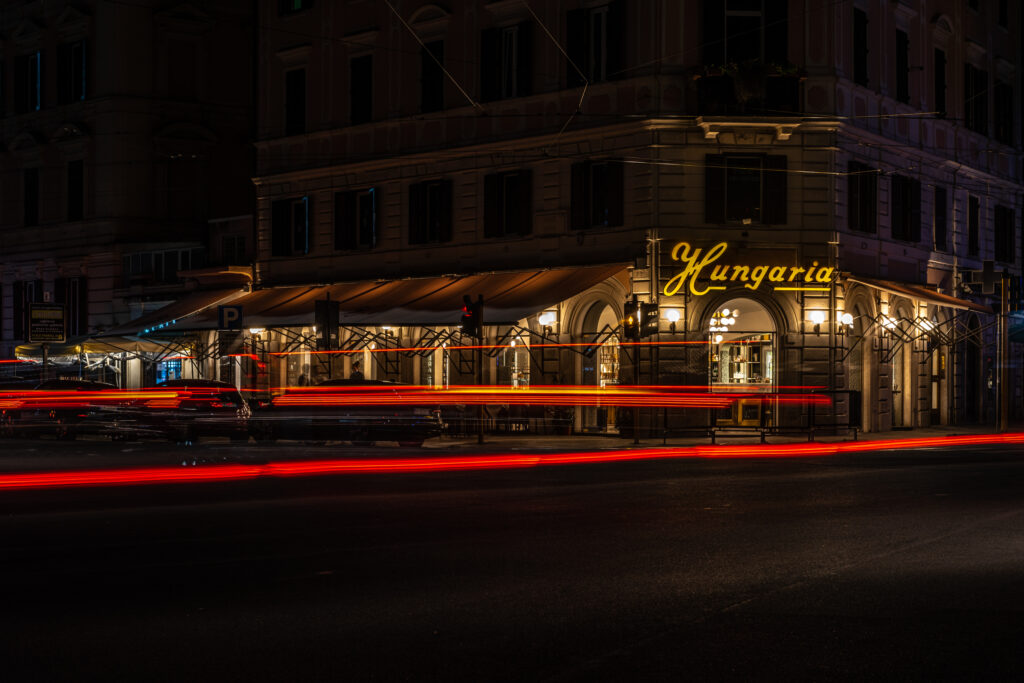 cena roma centro